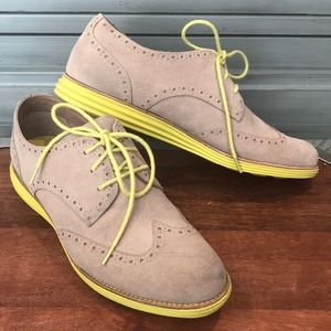 Cole Haan lace-ups